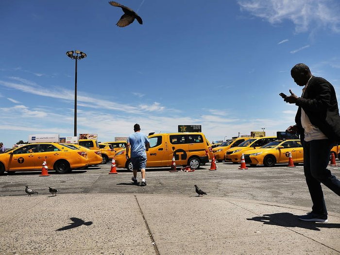 United Taxi Aims to Help Cabbies